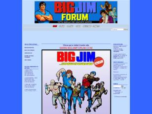 BIG JIM FORUM
