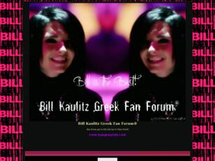 Bill Kaulitz Greek Fan Forum®