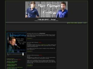 BillyGilmanCentral.net