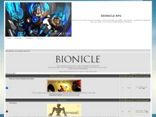 Bionicle RPG destinée