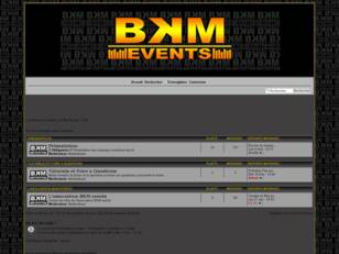 BKM events - Le Forum Officiel
