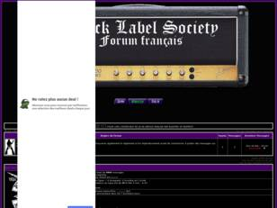 Black Label Society French Chapter