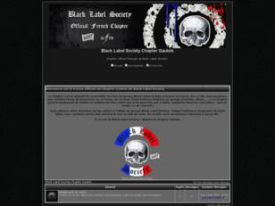 Black Label Society Chapter France