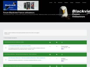 Forum Blackview France utilisateurs