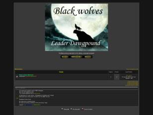 Free forum : Blackwolves