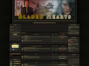 Bladed hearts