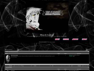 Free forum : Bleach-Undead
