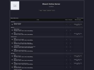 Forum gratis : Bleach Online Server