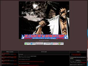 Bleach New Generation - RPG