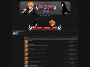 Bleach RPG 2.0