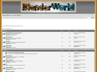 Blender World