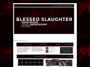 ☾ blessed-slaughter