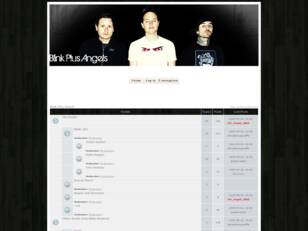 Blink Plus Angels | You're #1 Blink 182 Community Is Back