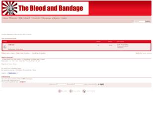 The Blood and Bandage
