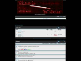 Blood and Guts forums
