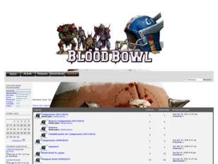 Liga de Blood bowl Badjoras