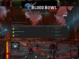 Blood Bowl Forever - Home
