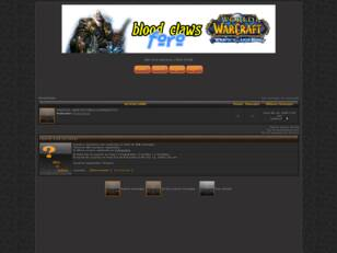 Foro gratis : bloodclaws