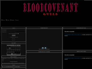 Free forum : BLOOD_COVENANT