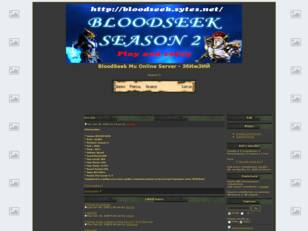 BLOODSEEK FORUM
