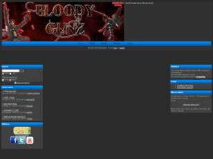Forum Board : Bloody GunZ