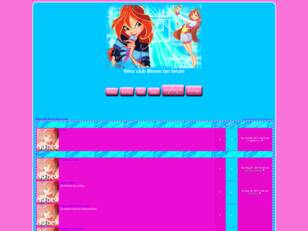 Winx club Bloom fan forum
