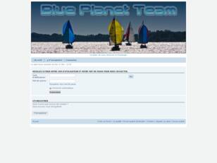 Forumactif.com : Blue Planet Team