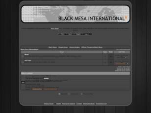 Black Mesa International