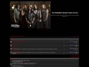 The Bobaflex Street Team Forum