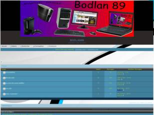 creer un forum : BODLAN89