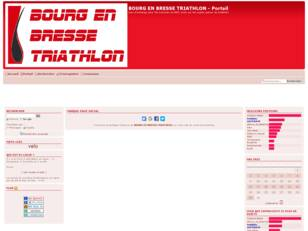 BOURG EN BRESSE TRIATHLON