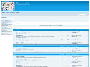 Forum gratis : Bridge Forum Italia