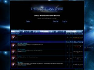 United Britannian Fleet Forum!