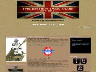 The British Tank Club