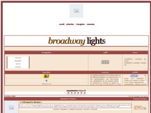 ♬ BROADWAY LIGHTS
