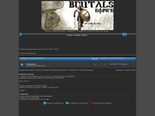 Free forum : Brutals Empire