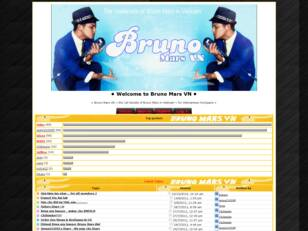 • Welcome to Bruno Mars VN •