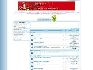 MILIEU - The BSNL Discussion Board