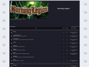 Foro gratis : Burning Legion