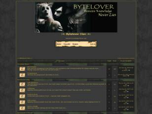 Forum gratis : :+: Bytelover Clan :+: