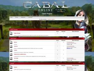Foro gratis : Forum Cabal Project
