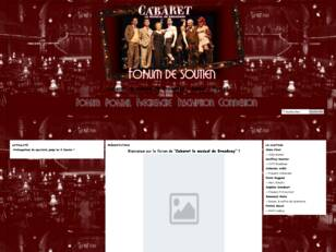 Cabaret, le musical de Broadway - Forum