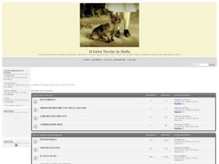 Forum gratis : I Cairn Terrier in Italia