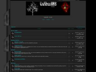 CaliberMS Forums