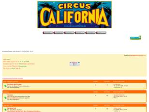 Circus California Forum