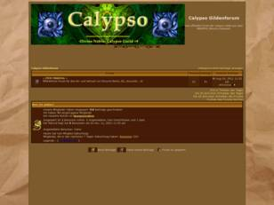 Calypso Gildenforum