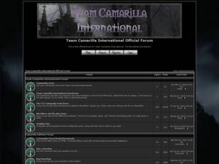 VTMB: Camarilla Edition Official Forum