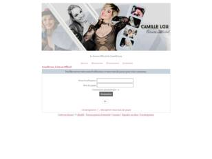 Camille Lou, le forum Officiel
