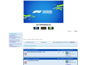 CAMPEONATO F1 PLAY3 ONLINE