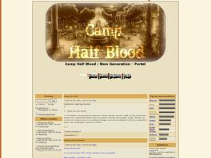 Forum gratis : Cam Half Blood : New Generation